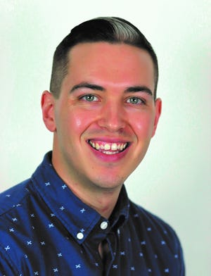 Zachary Holden, Bucyrus Telegraph-Forum and USA Today Network-Ohio