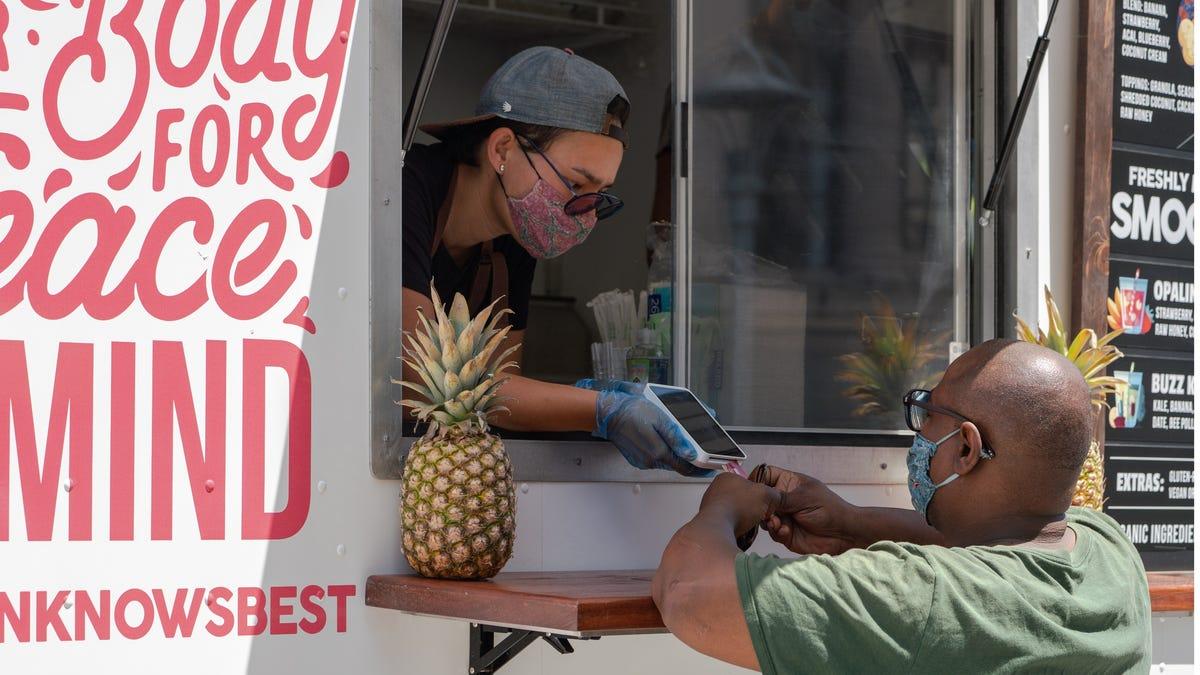 Food trucks return to downtown Detroit Friday 1