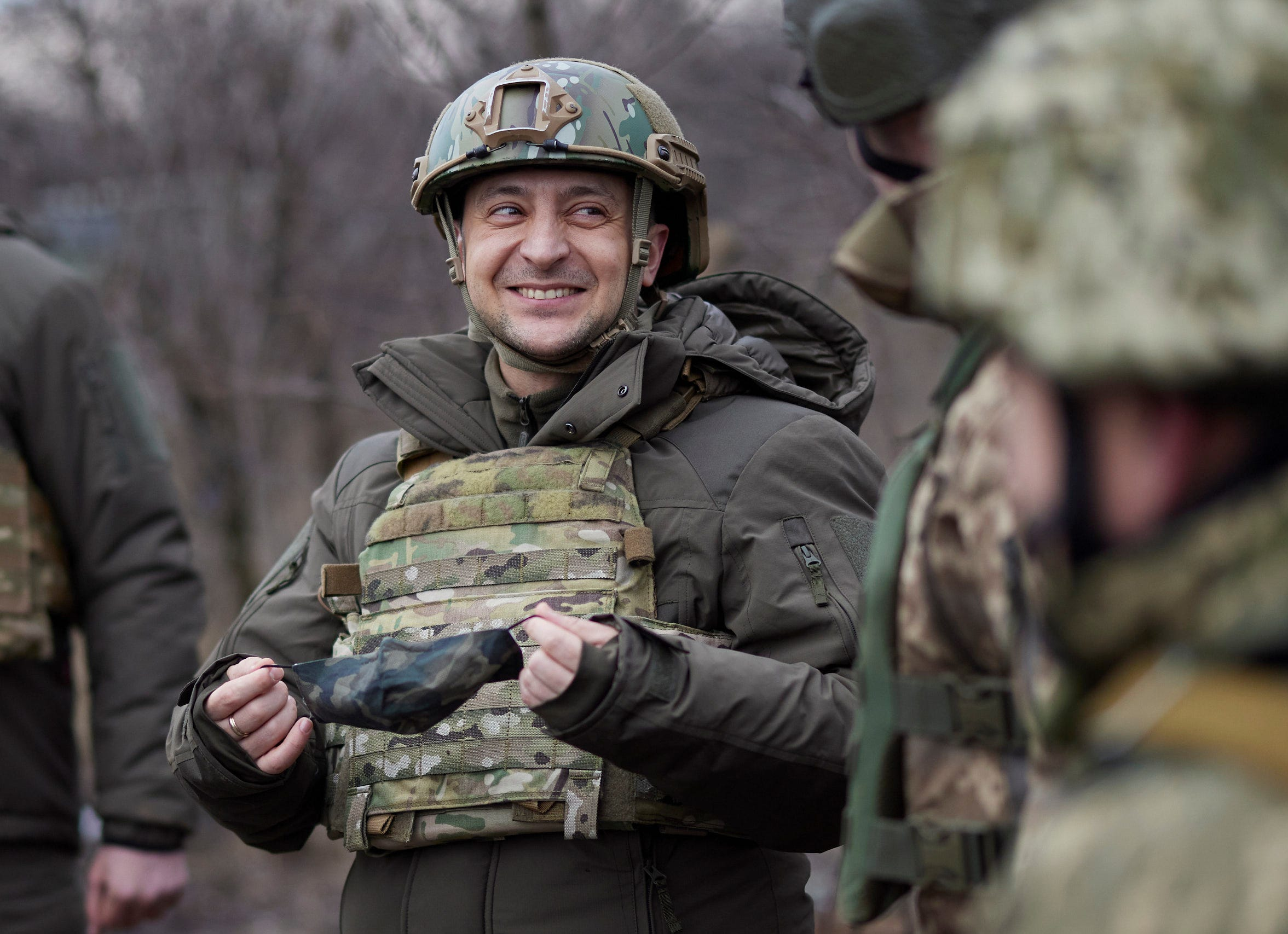 Ukraine wants aid, NATO support from Blinken's visit 1