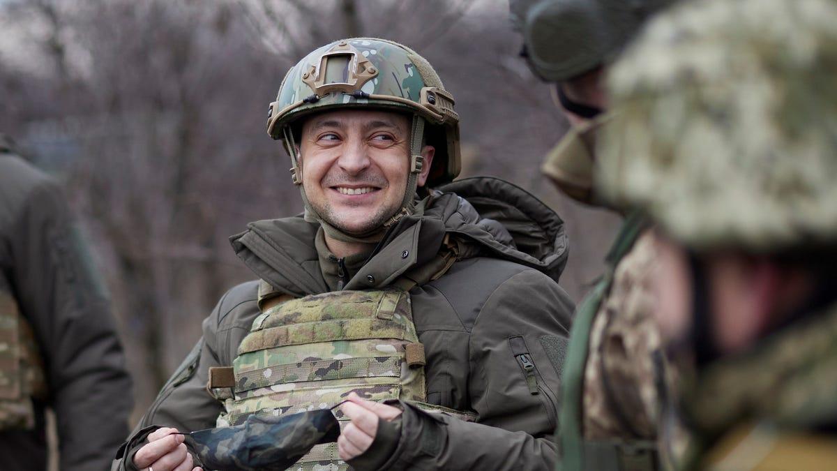 Ukraine wants aid, NATO support from Blinken's visit 2