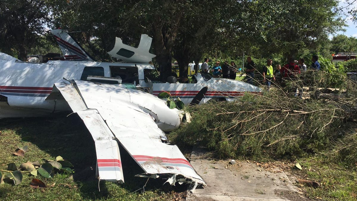 FAA investigating LaBelle plane crash that killed one person, injured another 1