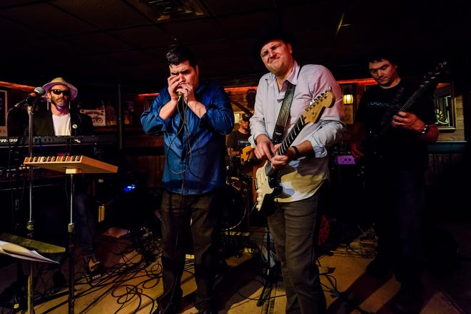 The Madtown Mannish Boys are scheduled to perform Sept. 9 as part of South Milwaukee's Music at the Market series, which will run for 19 weeks starting June 3.