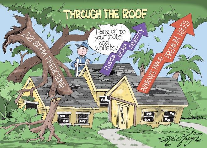 Hurricane season worries.