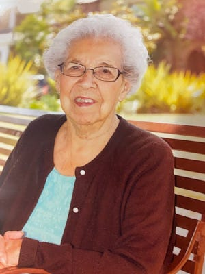 Concha Contreras of Mesquite turns 100 on May 29, 2021.