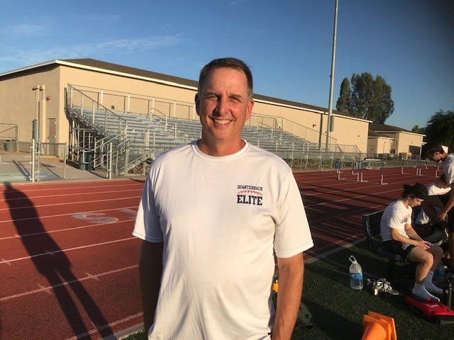 ALA Queen Creek football ready to thrive under Ty Detmer, Max Hall