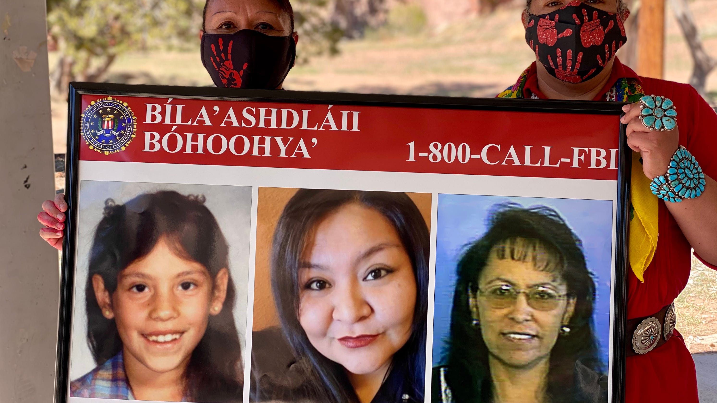 Families, friends gather to remember missing and murdered Indigenous women and girls