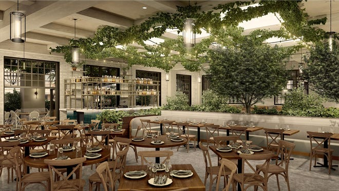 Etta, a new restaurant that focuses on wood-fired dishes, is set to open in the Scottsdale Quarter this fall.