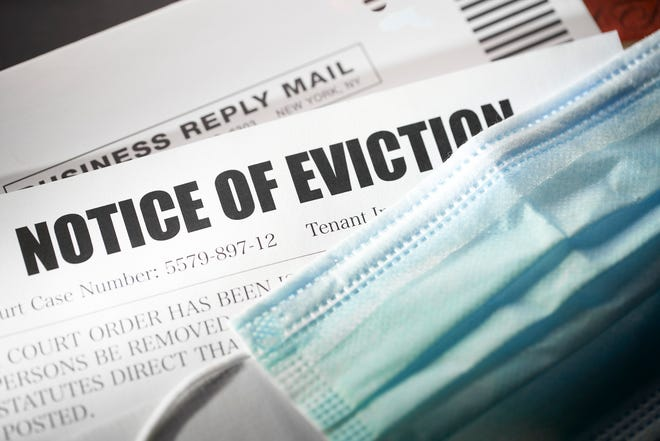 Eviction moratoria has been a topic of hot debate among New York lawmakers for most of the past year, as tenants argue they can't pay rent and landlords seek to stay afloat during the ongoing COVID-19 pandemic.