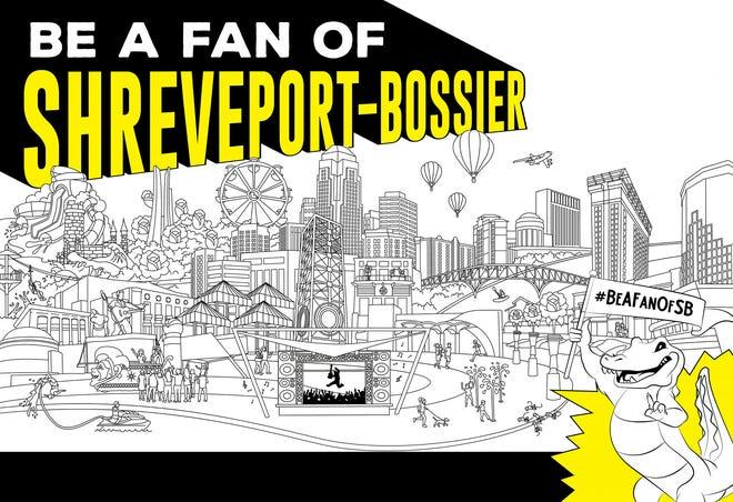 Be a Fan of Shreveport-Bossier