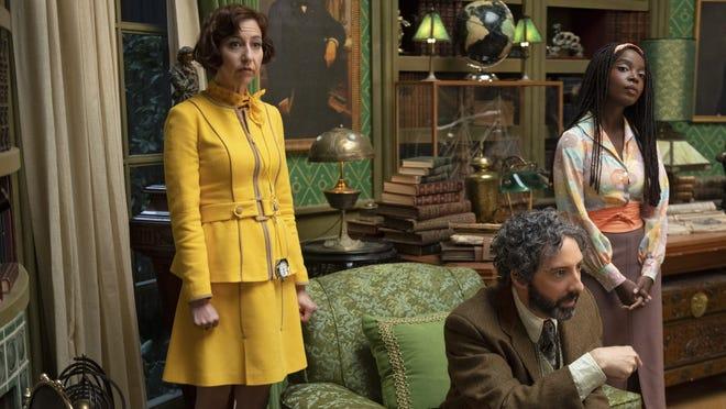 La serie de ocho partes protagonizada por Tony Hill como el personaje epónimo.