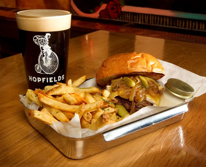 Hopfields opened just north of the University of Texas campus in 2012, and this year, a second location will open in South Austin.
