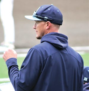 In less than two seasons, Cody Price has recorded 27 career wins as the Bartlesville High head baseball coach. This year's team recorded 24 wins — the most by a Bruin baseball squad since 2006.