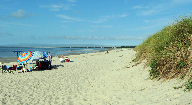 Crosby Landing Beach, Brewster