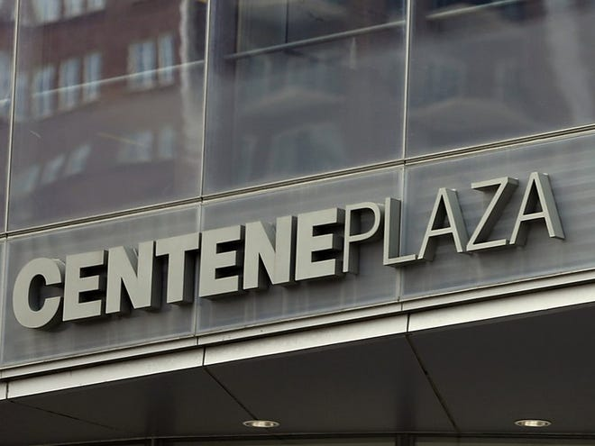 The St. Louis headquarters of Centene, America's largest provider of Medicaid managed-care services. The Fortune 50 firm has at least temporarily been denied an Ohio contract because of a state lawsuit claiming fraud.