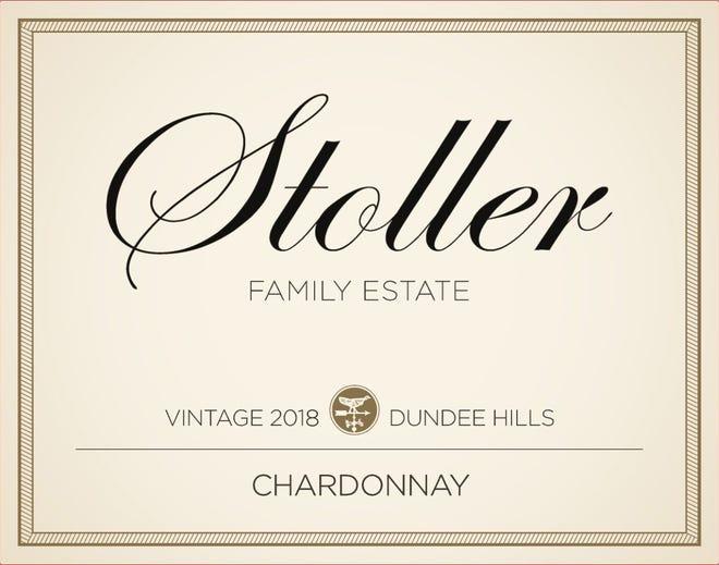 2018 StollerDundee Hills Chardonnay