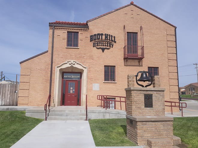 Boot Hill Distillery of Dodge City has been named the 2021 Existing Business of the Year by the Kansas Small Business Development Center at Seward County Community College.