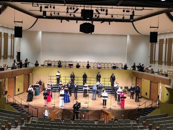 Junior-Senior Choir