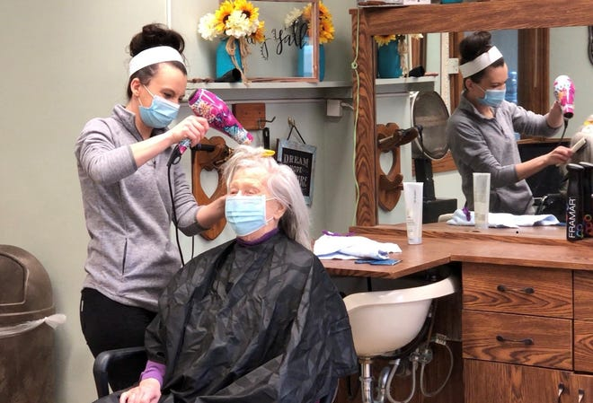 Newton Presbyterian Manor's leadership recently announced Together, We Thrive, a fundraising campaign for the campus to improve the salon and create an outdoor gathering and dining space.