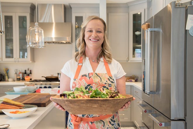 Chef Lindsay Autry has been cooking up a storm in her home kitchen.