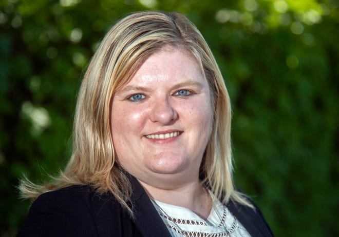 Kendra Clark is a community columnist for the Stockton Record. CLIFFORD OTO/THE STOCKTON RECORD
