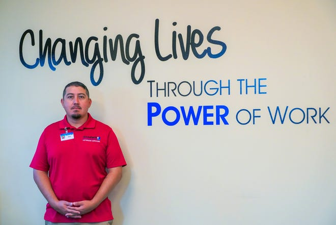 Mike Salomon is Goodwill Manasota's veterans services career development facilitator. He works out of Goodwill's Rialto (676 S. Tamiami Trail, Venice) and North Port (14879 Tamiami Trail) locations.