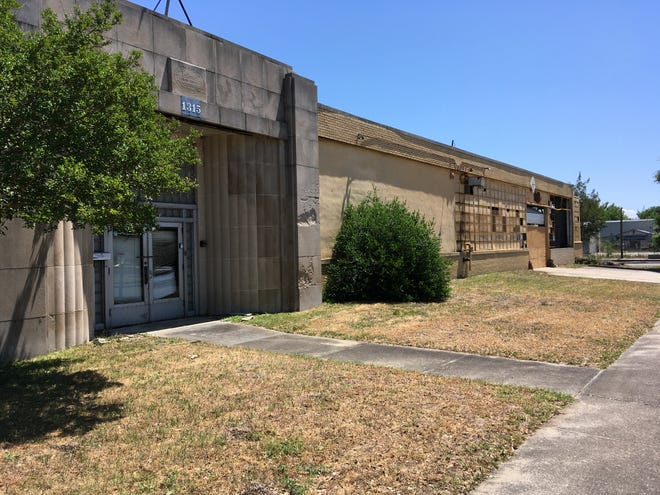 The National Linen Service building on South Fifth Avenue in Wilmington is set to become the Seaboard Social Hall, a food hall and music venue.
