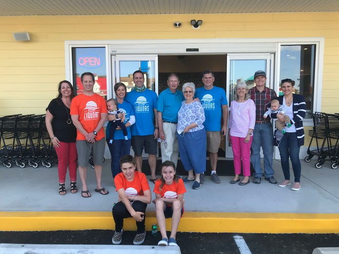 The Bethany-Fenwick Area Chamber of Commerce held a grand opening and ribbon-cutting on April 30 for member Beach Liquors in Bethany Beach at its new location, 33012 Coastal Highway, on the southbound side of Coastal Highway near downtown Bethany.