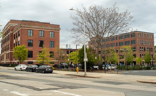 Worcester Industrial Technical Institute was once at this location.