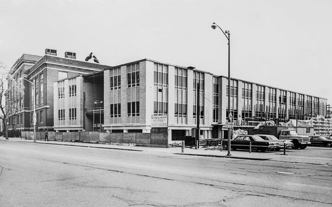 Worcester Industrial Technical Institute, gone now, is part of the city's long history of trade schools.