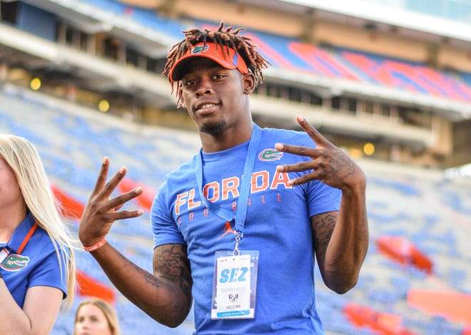 Diwun Black has been committed to the Gators since Aug. 2, 2018.