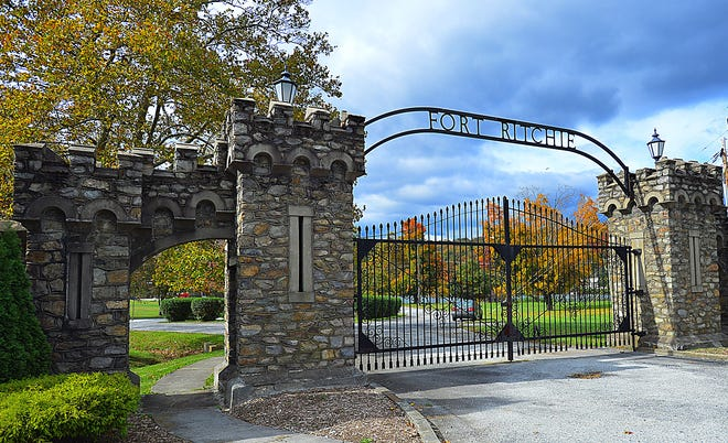 Fort Ritchie entrance