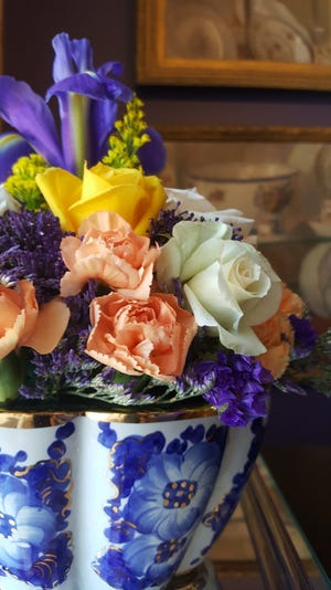 Art in Bloom returns this week to the Fitchburg Art Museum.