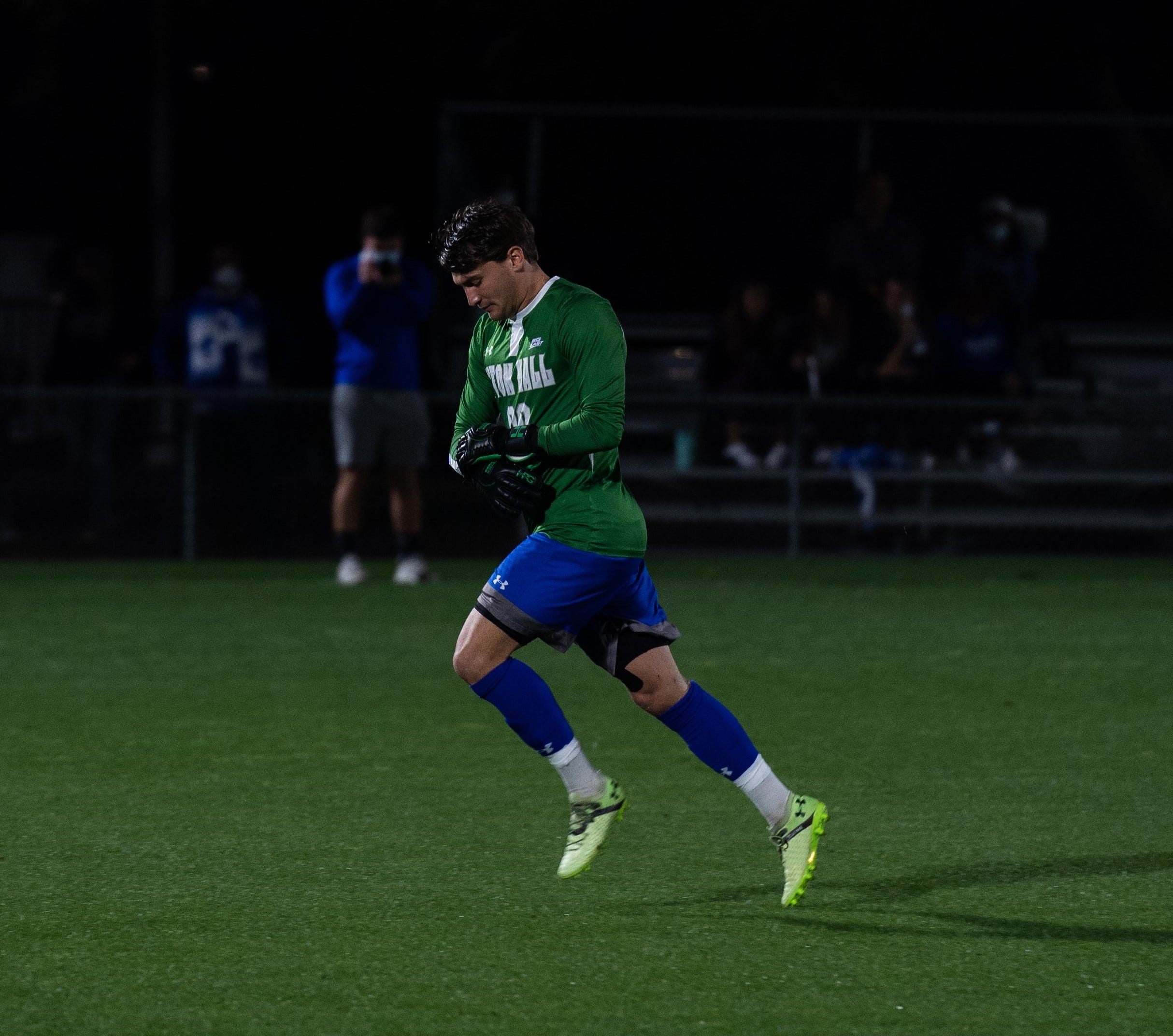 Watch: Raw video of Seton Hall soccer goalkeeper Andreas Nota's NCAA Tourney heroics