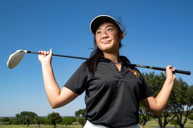 Tuloso-Midway high school's Jennifer Xac