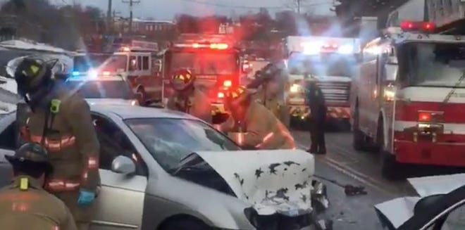 A Jan. 28 crash in Walnut Hills took the life of a 5-year-old girl. Now one of the drivers is charged.