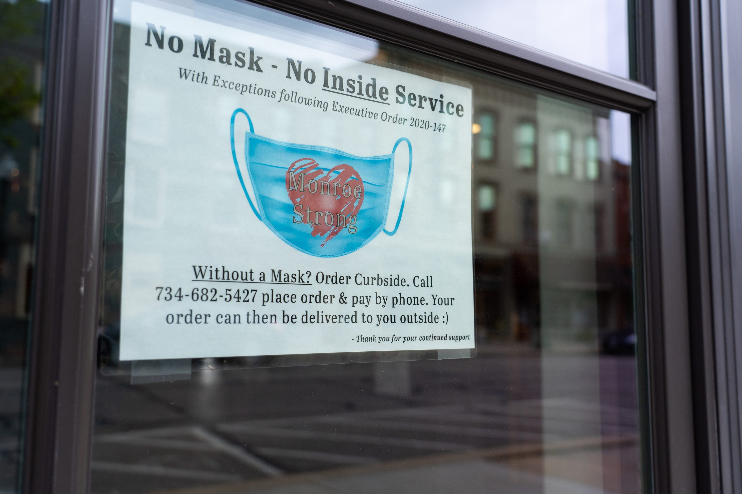 Face masks in Michigan: What you need to know about the new CDC guidelines