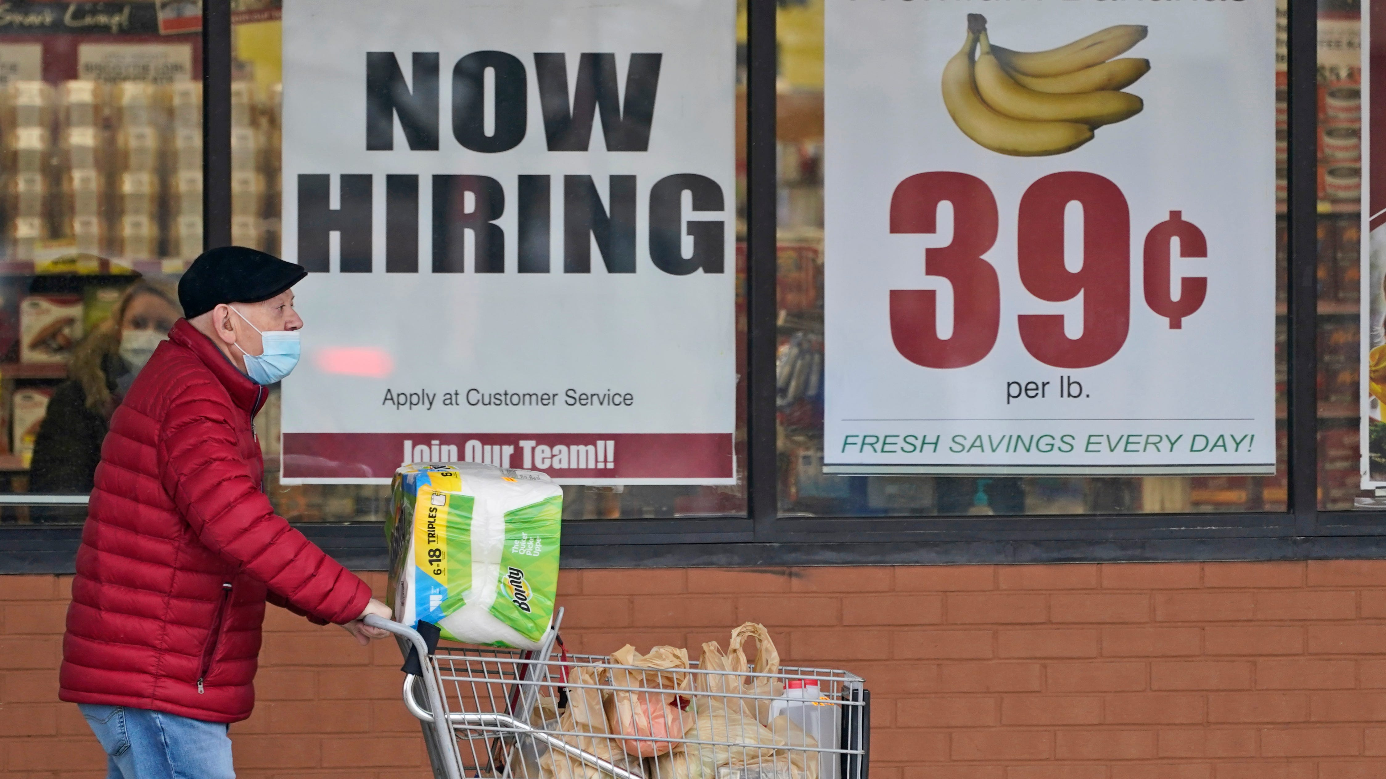 US employers added just 266K jobs in April as hiring slows 1