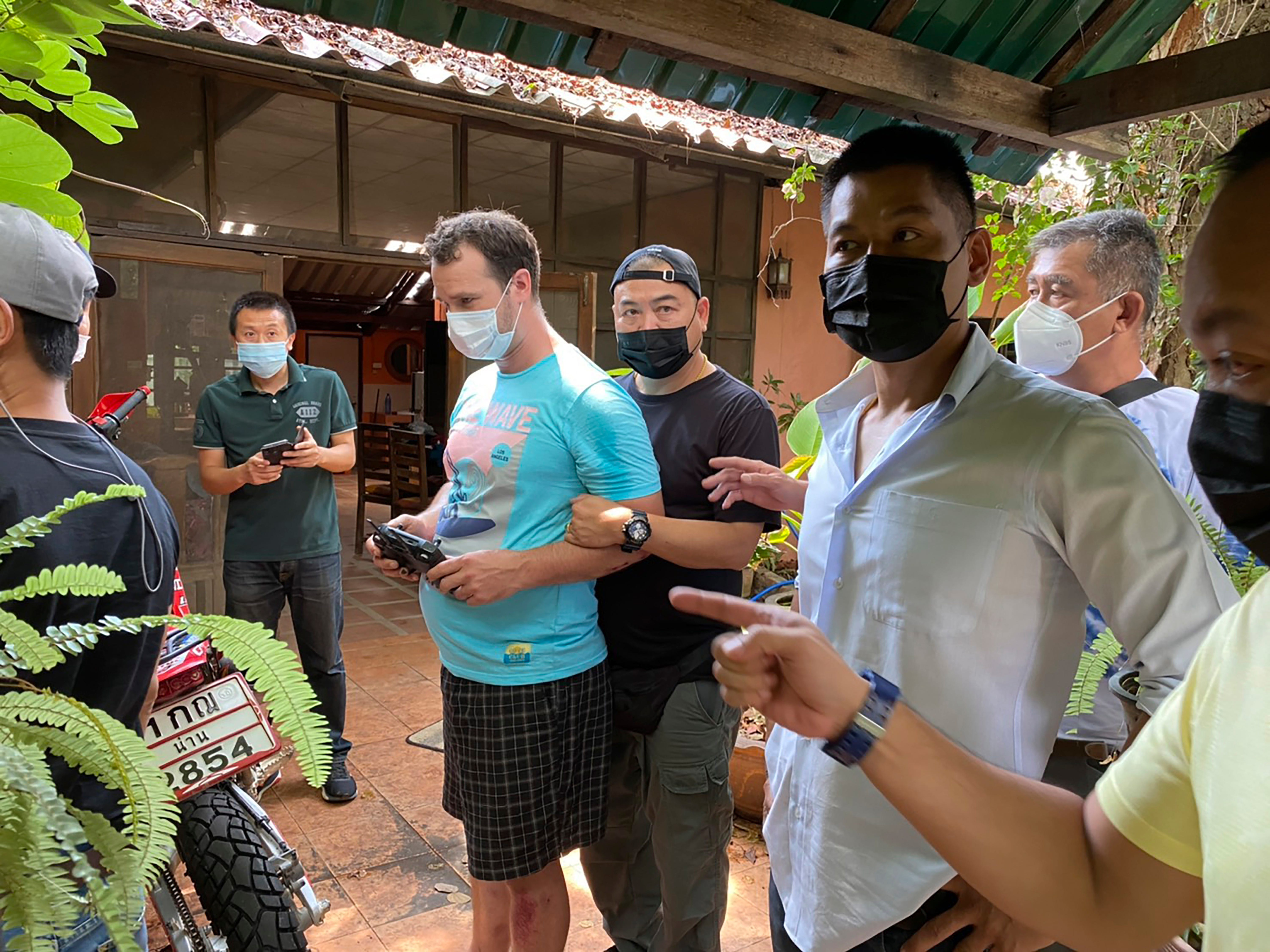 US citizen in Thailand charged with murdering Thai wife 1