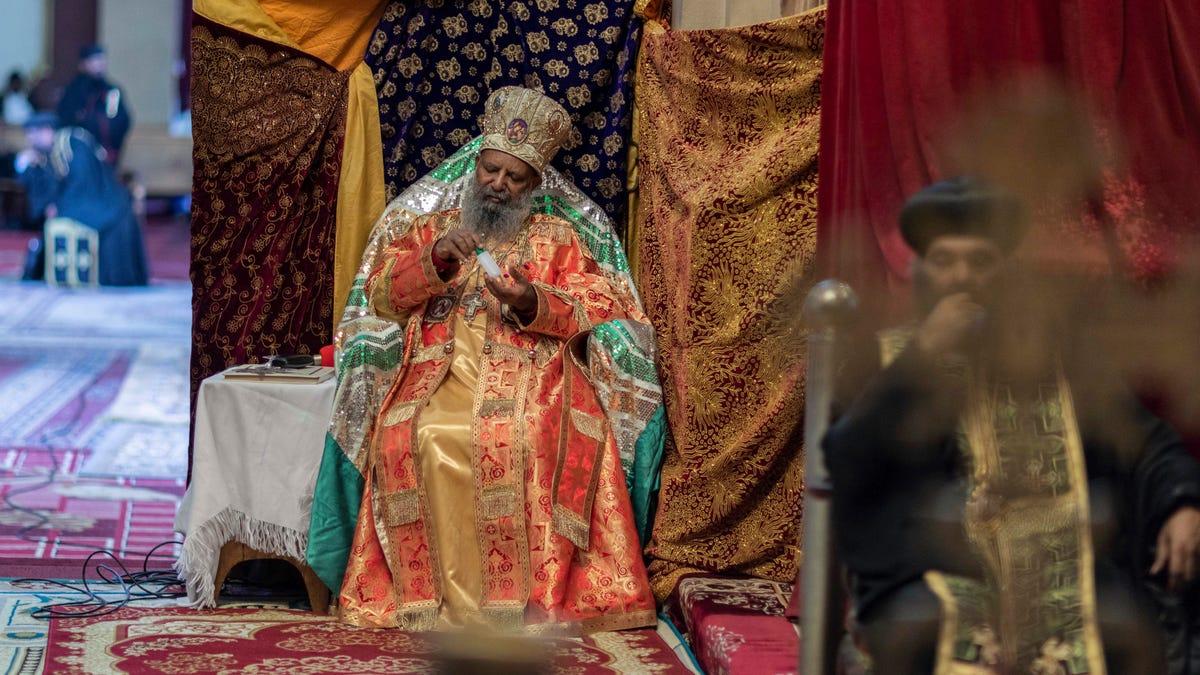 Ethiopian Orthodox Church patriarch blasts Tigray 'genocide' 2