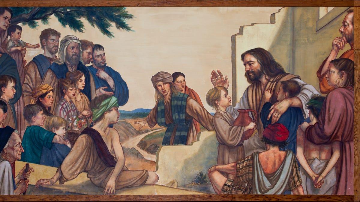 North Carolina frescoes aren't a pigment of your imagination 1