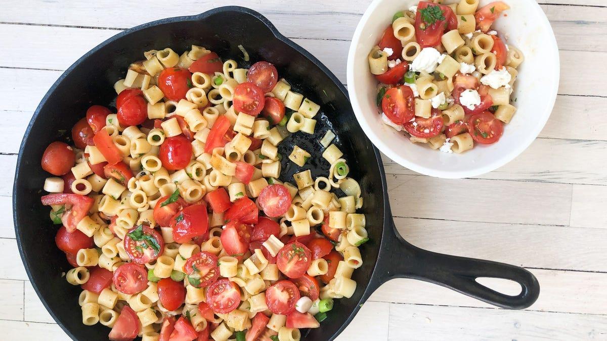 A pasta dish that revolutionizes the beloved TikTok recipe 2