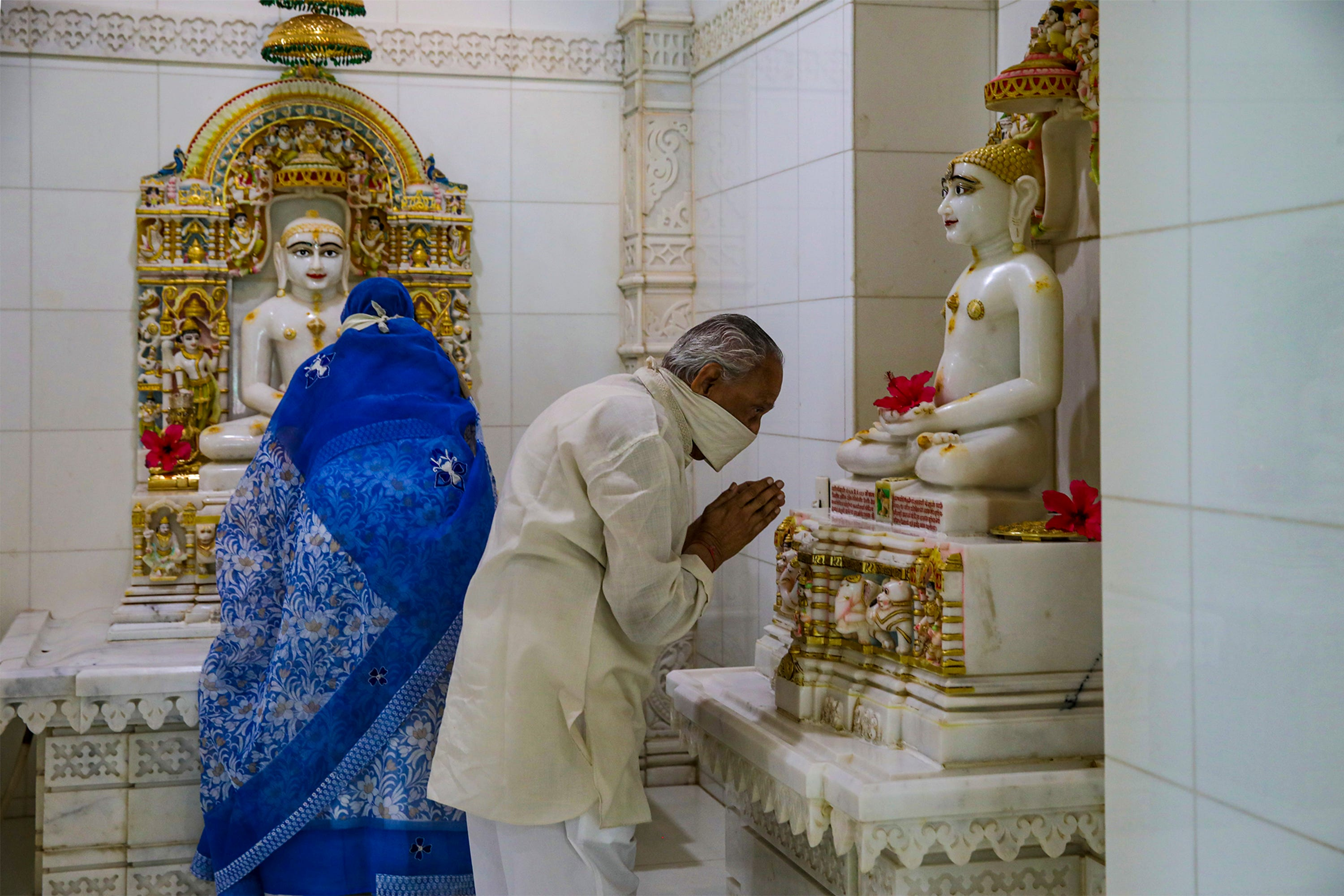 Little known outside India, Jainism spreads at colleges amid calls to 'decolonize' studies 1