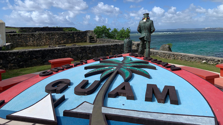 Guam's top outdoor spots for graduation pictures