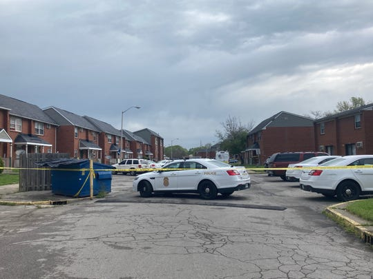 Officers responded to the 2400 block of Beckwith Drive, off Hillside Avenue, on a report of a person shot on Friday, May 7, 2021. The person was pronounced dead at the scene.