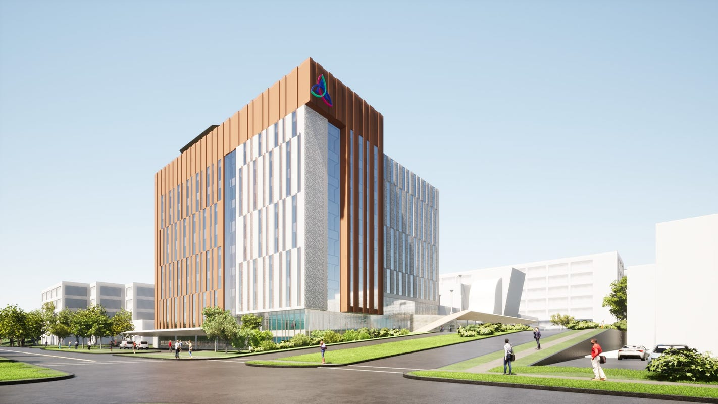St. Vincent announces $325M expansion at 86th Street. Here's what's planned.