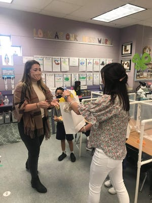 Leah Fusilier, a teacher at Carencro Catholic School, is a finalist for a 2021 Teacher Award in the elementary school category. A virtual ceremony will take place May 18 at 6 p.m.