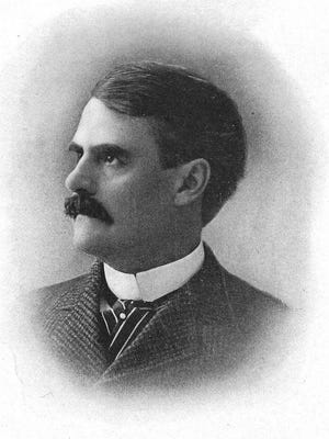 Thomas H. Dolson (1851-1914) practiced law for forty years in Lancaster.  Source: Biographical Record of Fairfield County, c1902.