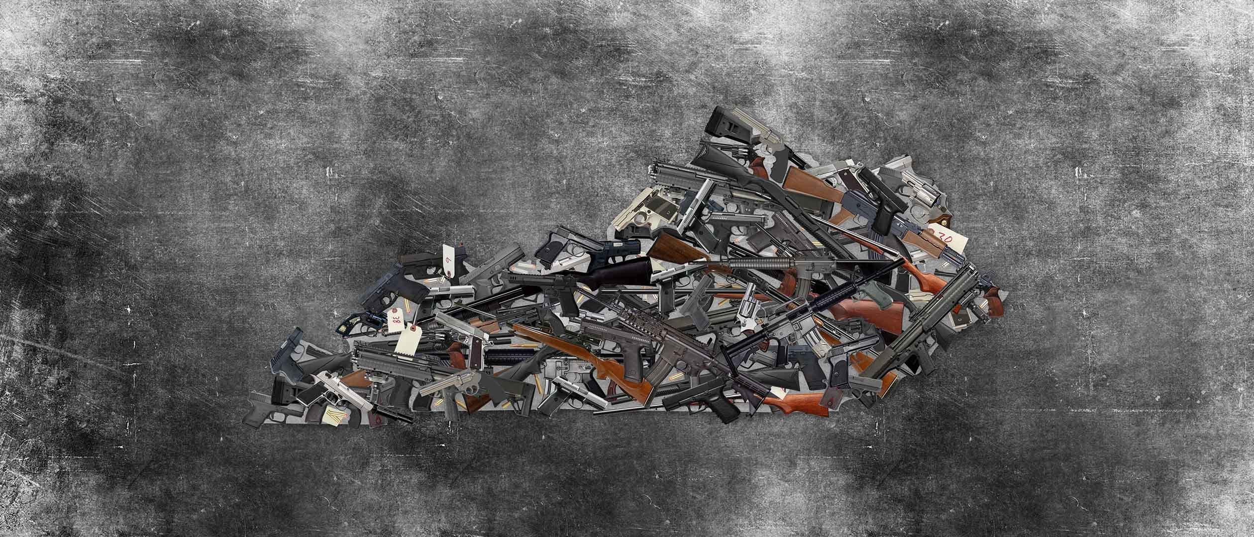 It s real easy to get a gun : How ample access, lax laws pushed a city s gun violence to new heights
