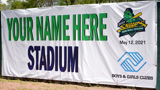 Ever wanted to see your name on the stadium walls? The Beloit Snappers are auctioning off naming rights for each home game at Pohlman Field.