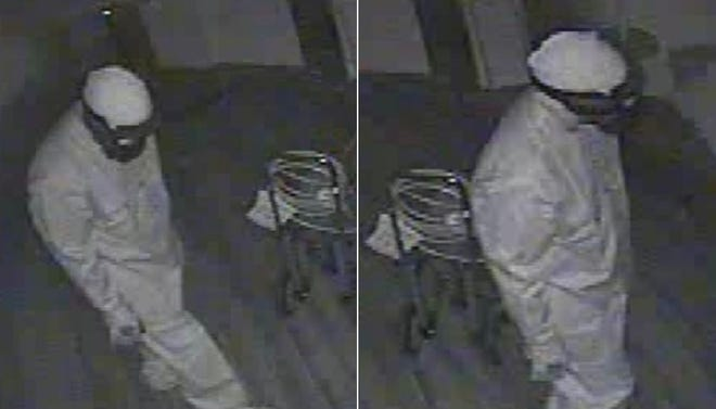 The suspect in the 2014 arson case at The Gen, 1200 W. Picacho Ave., has yet to be identified. If you know who he might be, call Las Cruces fire investigators at 575-526-0795 or Las Cruces Crime Stoppers at 1-800-222-8477.